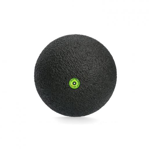 czarna pilka do masazu miesni blackroll ball 12