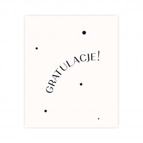 kartka okolicznościowa gratulacje