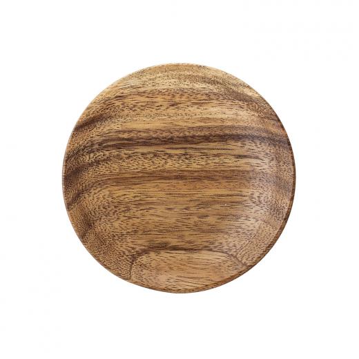 Mały talerzyk drewniany bloomingville