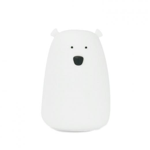 biała lampka mis rabbit&friends