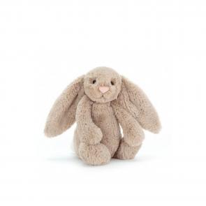 maskotka królik beżowy 18cm jellycat